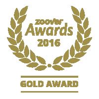 herlaeve award emblem gold - Vakantiewoning Kroetwusch